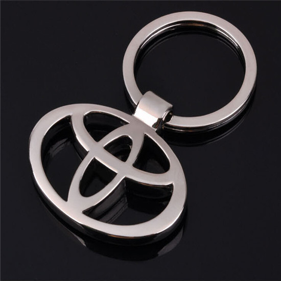 Keychain for Toyota