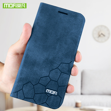NEW MOFi For Huawei honor 9 case silicone PU luxury cover for honor 9 case back cover leather soft capas for huawei honor 9 case