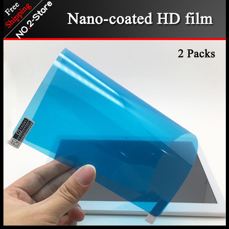 Nano-coated Film For for <font><b>BOBARRY</b></font> <font><b>T109</b></font> /T900 <font><b>10.1</b></font> inch tablet HD Screen protection film For <font><b>BOBARRY</b></font> T100 K900 ,2 Packs image