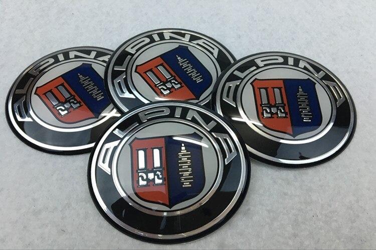 8pc Bentley Center Cap Vinyl Sticker Decals Overlay W// Background Circles