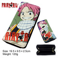 Anime Fairy Tail Natsu Dragnee Student Long Wallet Toy Gift Pen Pouch Purse Bag