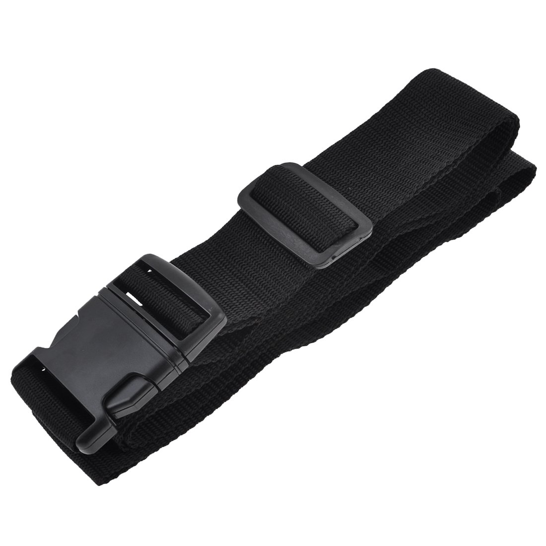 5pcs( Quick Release Buckle 3 Digits Black Lock Luggage Strap