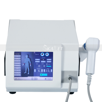 Newest German Imported Extracorporeal Shock Wave Therapy Equipment for Ed Treatment with CE Approval