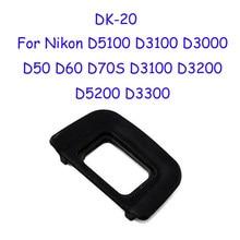 2 шт., окуляр для Nikon D5100 D3100 D3000 D50 D60 D70S D3100 D3200 D5200 D3300