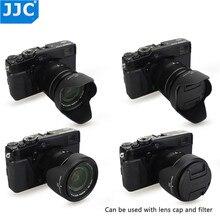 JJC Black Camera  Lens Hood for FUJINON XF14mm F2.8 R /XF18-55mm F2.8-4 R LM OIS LENS