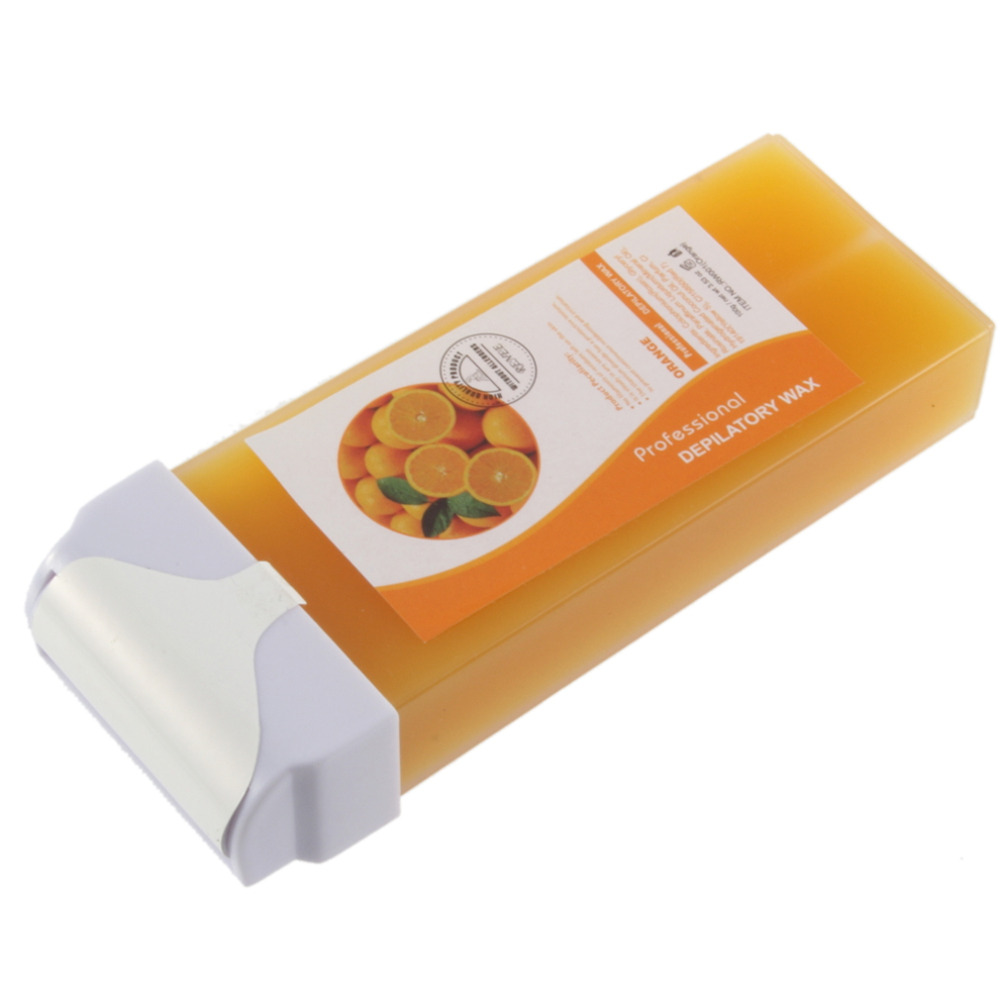 New Depilatory Orange Wax Cartridge Heater Waxing Hs