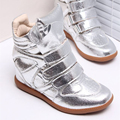 Fashion Women Casual Shoes Hidden Wedges Sexy Canvas Shoes Female Platform High Top Trainers Heels Boots Sapato Feminino