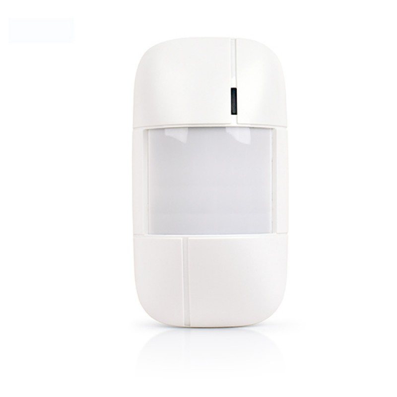 433MHz Wireless PIR Motion Sensor For Auto Temperature Compensation Heartbeat Timing With WIFI GSM 3G Vcare Smart Alarm System