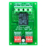Low Voltage Disconnect Module LVD 12V 10A Protect Prolong Battery Life
