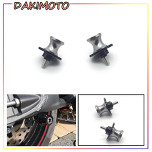 for Honda XADV750 XADV 750 2017 2018 with Logo X-ADV Motorcycle 8MM CNC aluminum Swingarm Wingarm Spools Slider Stand Screws 8mm motorcycle accessories for honda stands screws swin garm swingarm spools slider for honda x adv xadv x adv 750 2017 2018