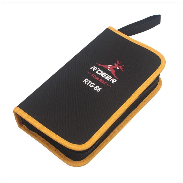 Werkzeugtaschen Angemessen Wasserdicht Stoßfest Weiche Fall 23x14x5 Cm Multimeter Schwarz Colth Tasche Durable Werkzeug Tasche