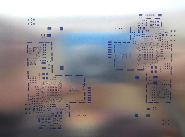 US $45 0 |370 x 470mmLowest cost for Laser Cut PCB assembly Stencil solder  paste stencil-in Double-Sided PCB from Electronic Components & Supplies on