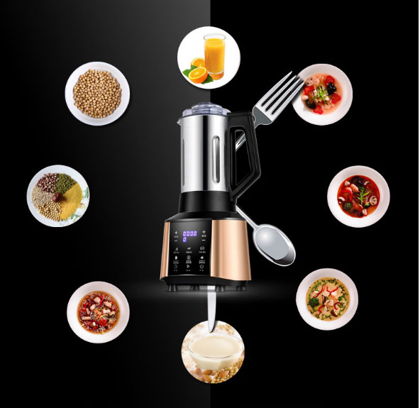 Juice baby auxiliary food Multifunction Cooking machine Automatic heating of broken-wall machine grain soy milk sand iceJuice baby auxiliary food Multifunction Cooking machine Automatic heating of broken-wall machine grain soy milk sand ice