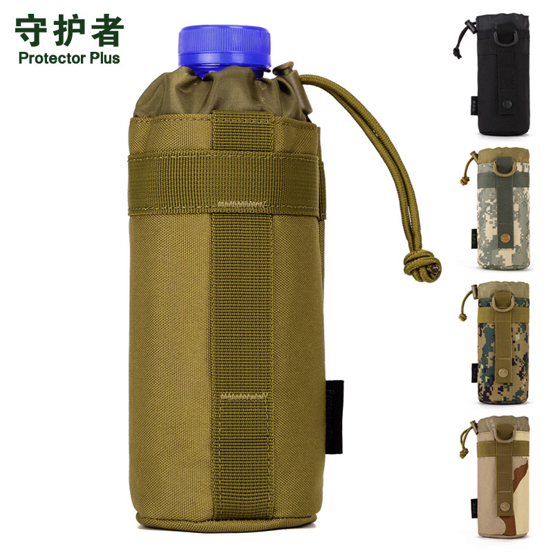 Male nylon kettle waist bag waist hanged attached bag vice bag high quality wear-resisting Fashion travel camouflage girl bags seven hanged