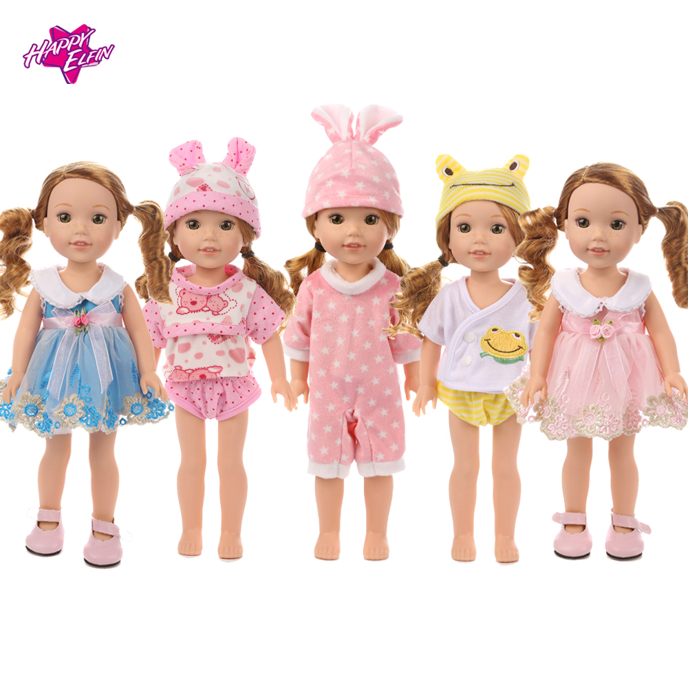 Fashion Clothes 135cm Doll Clothes American Girl Doll Accessories Set Bjd Doll Clothes fashion 45cm american girl doll dress clothes for18inch american girl doll accessories aug 9