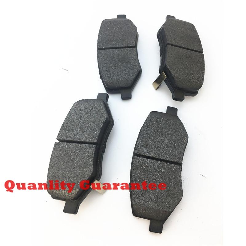 Plaquettes de frein avant set auto voiture PAD KIT-FR disque pour chinois JAC affiner S3 fermé tout-terrain moteur partie 3500310U2230-F01 - 4