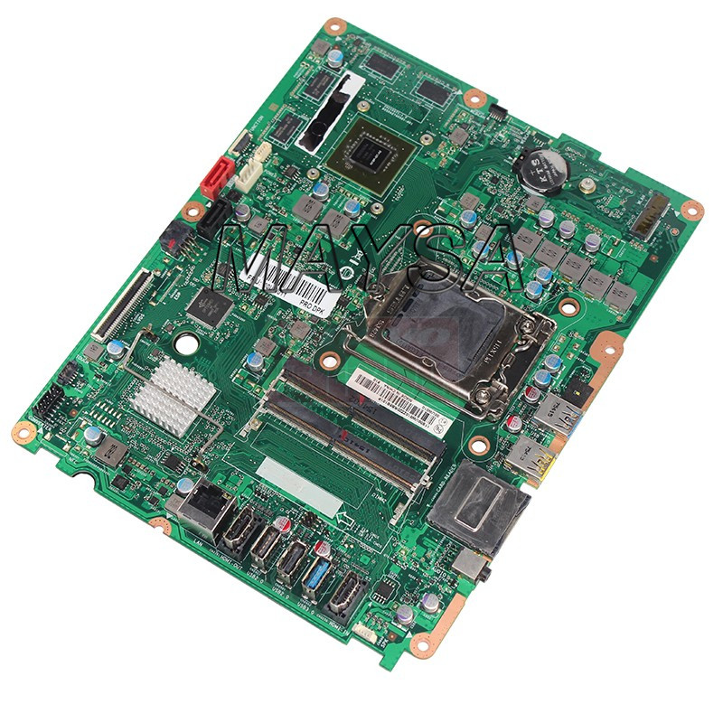FRU 00UW011 00UW027 FOR Lenovo 700-24ISH AIO Motherboard GTX950M 2G 2D FULL HD With DPK DDR4 MB 100% Tested Fast Ship