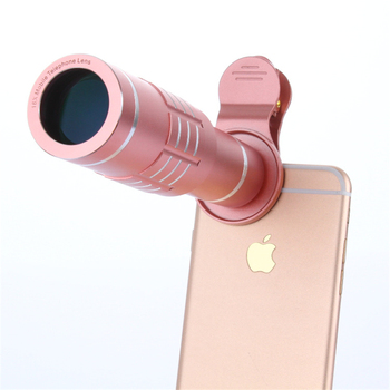 Telescope lens 18X Wide Angle Phone lens For redmi note 5 pro Professional Mobile Phone HD Camera lenses For iPhone X mobile phone