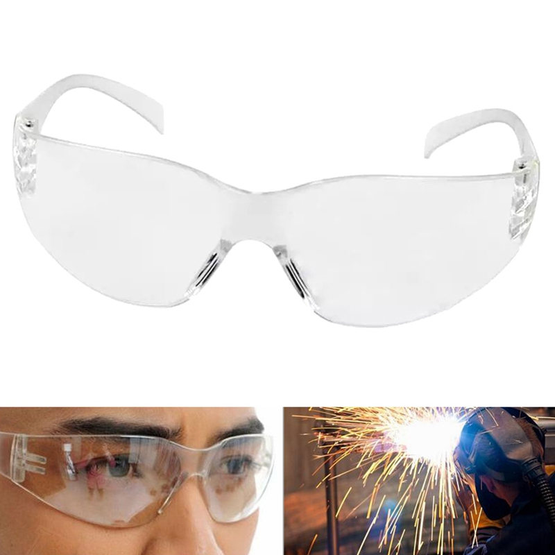 Workplace Safety Supplies Collection Here 1pc New Hot Sell Lab Medical Student Eyewear Clear Safety Eye Protective Anti-fog Goggles Glasses