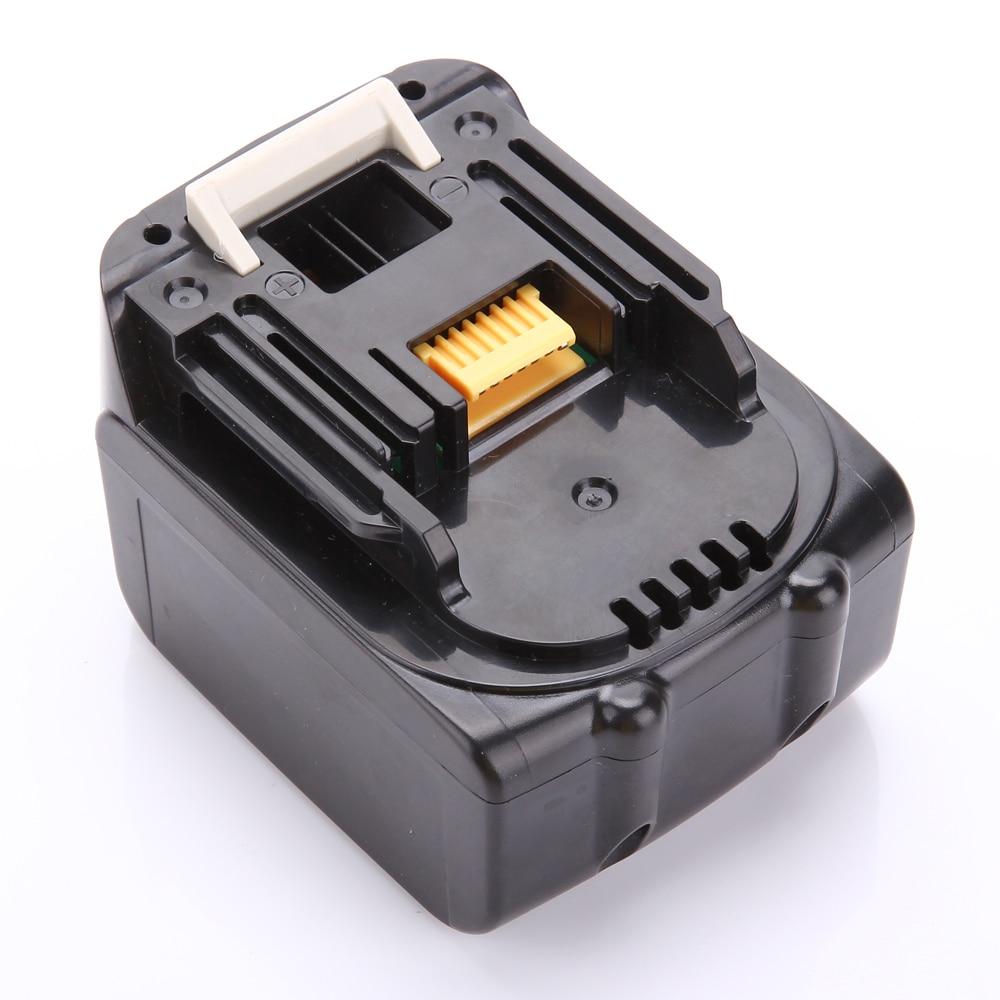 BL1415 Electric Drill Accessory Li-ion Battery 14.4V 2000mAh For MAKITA Parts 2.0Ah BL1430 BL1415 BL1440 194066-1 194065-3 li ion bl 2000a battery for hi target qmini v8 v9 v10 rtk gps