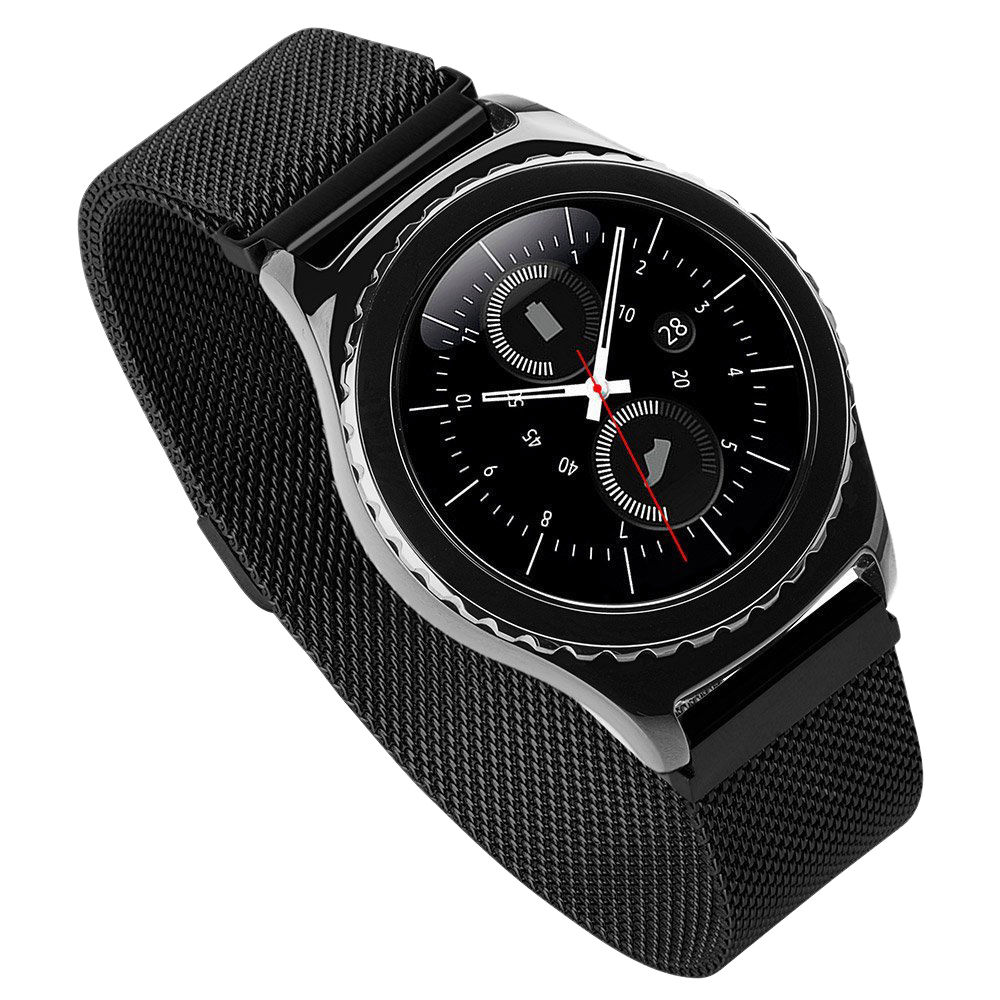 Practical Hoco Milanese Loop Magnetic Watch Band Strap Buckle for Samsung Gear S2 Classic nylon sports watch band strap adapters for samsung galaxy gear s2 r720 watch band tools for samsung galaxy gear s2 r720