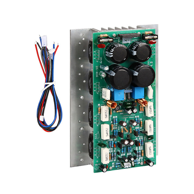 AIYIMA SanKen1494/3858 HIFI  Audio Amplifier Board 450W+450W Stereo AMP Mono 800W High Power Amplifier Board