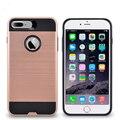 Анти-Шок Грязь Края Защитный Матовый Мобильный сотовый телефон case Shell обложка для Apple iPhone 4 4S 5 5S SE 6 6 S 6 S plus/7/7 плюс