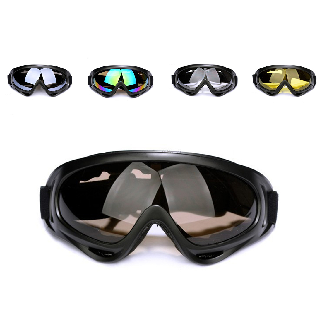 Classic Style Tactical Soft Bullet Dart Explosion-proof Shock-resistant Protective Goggles For Nerf Outdoor Paintball Glasses
