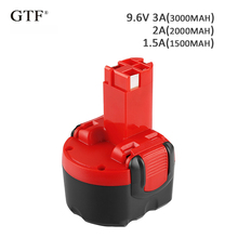 3000mah 9.6V Rechargeable Tool Battery for Bosch Replacement NI-MH Battery for Bosch BAT001 BAT048 BAT049 BAT100 BAT119 цена