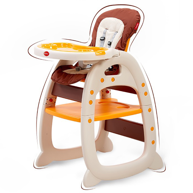 Vrigin Mary Fashion Folding Portable Quality Baby Dining Chair Baby Dining Table Multifunctional Child High Dining Chair