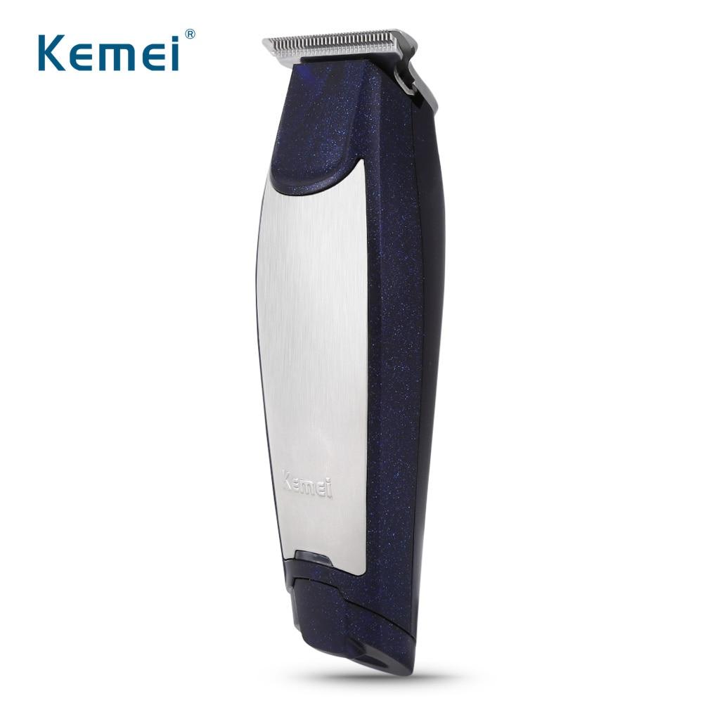 Kemei KM-5021 3 en 1 profesional recargable pelo Clipper Haircut peluquería Clipper Styling máquina para recortar