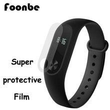 2Pcs/pack Protector Film For Xiaomi 2 for Mi Band 2 Ultrathin Anti-explosion Screen Film For Miband 2 Smart Wristband Bracelet