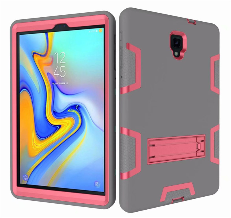Case For Samsung Galaxy Tab A 10.5 2018 T590 T595 SM-T595 T597 Case Cover Tablet Shockproof Heavy Duty With Stand Hang Funda