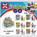 Pikachu Go Patrol Figures Building Blocks Action Figures Classic Toys For Children Christmas Gifts
