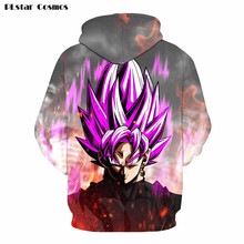 3D Anime Dragon Ball Z Hoodies