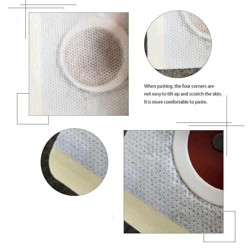 Slim-Patch 30pcs ลดน้ำหนักผลิตภัณฑ์ Body Slimming Slim Patch Navel Stick เซลลูไลท์เผาผลาญไขมันหน้าท้องแม่เหล็กแพทช์