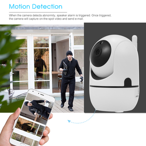 Image 5 - Baby Monitor 1080P WiFi Camera Wireless IP Camera Motion Detection  2 way Audio Night Vision TF Card Cloud Storage Home Security