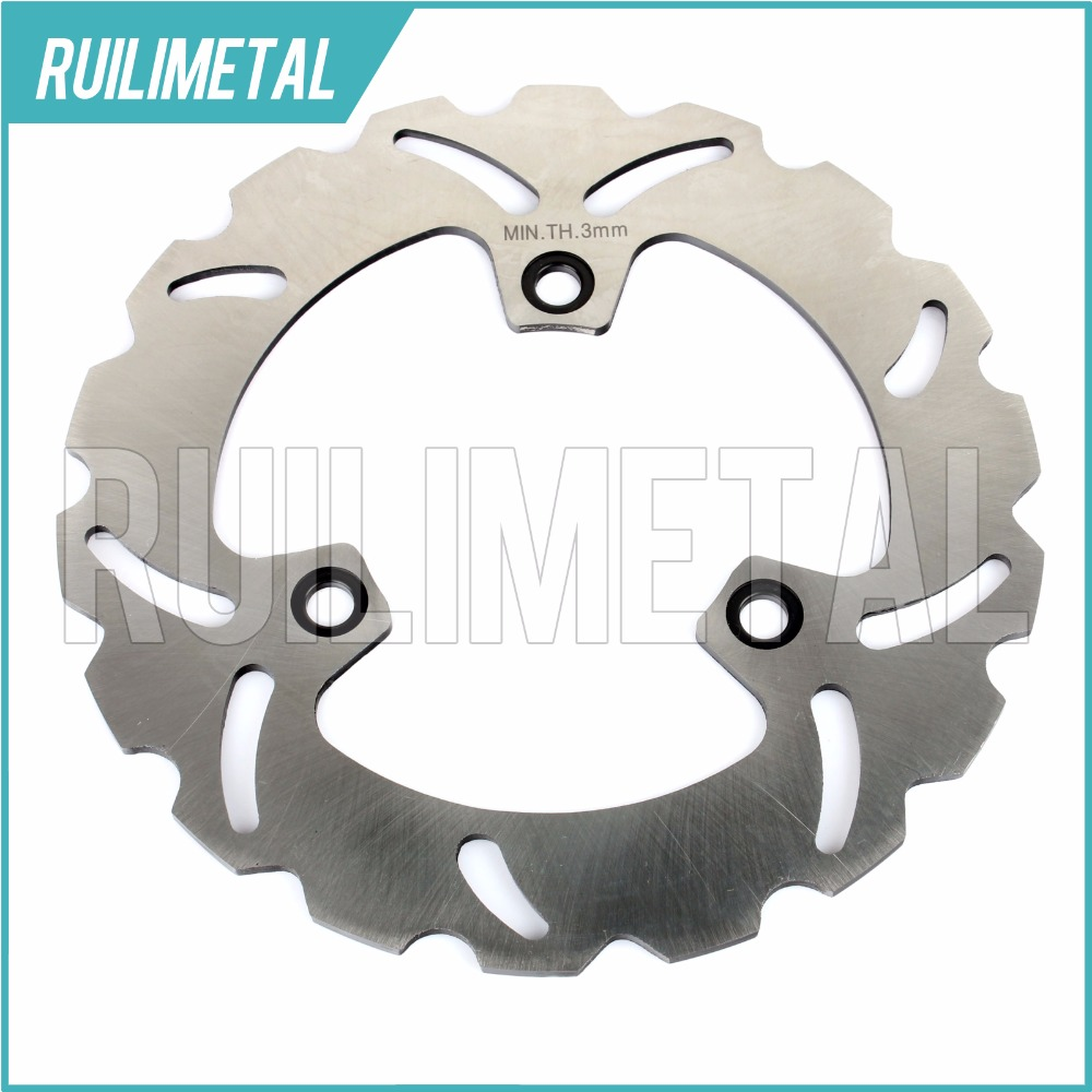 Front Brake Disc Rotor for HONDA SH 50 FIFTY  T SCOOPY Scooter 1996 1997 1998 1999 96 97 98 99 keoghs motorcycle brake disc brake rotor floating 260mm 82mm diameter cnc for yamaha scooter bws cygnus front disc replace