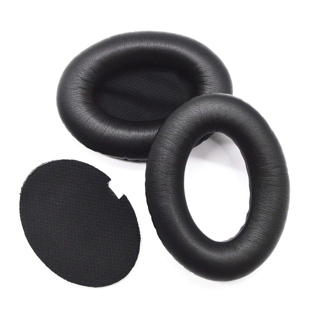 Ear Pads Kit - Compatible with ForQuietcomfort 2/Quiet Comfort 15/QC 25/Ae2/Ae2i/Ae2w/Sound True/Sound Link Black