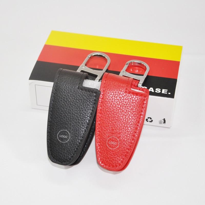 Genuine Leather Car Key bag for Benzs B C E S level E260L C180 GLK300 C200