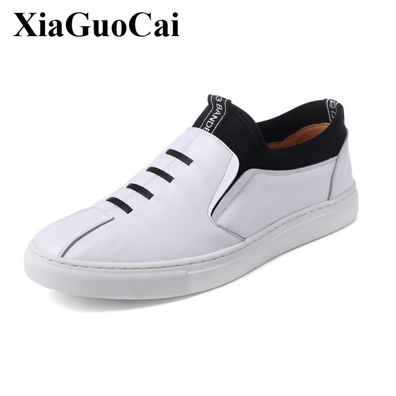 Summer Casual Shoes Genuine Leather Shoes Men Loafers Soft British Slip-on Flats Shoes Business Non-slip Driving Shoes H308 35 цена 2016