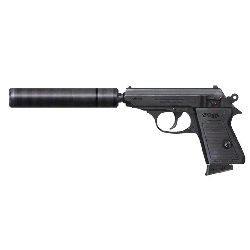 DIY Paper Craft Scale 1: 1   Guns 007 Ppk Pistols Handmade Toy For  Boy Gift