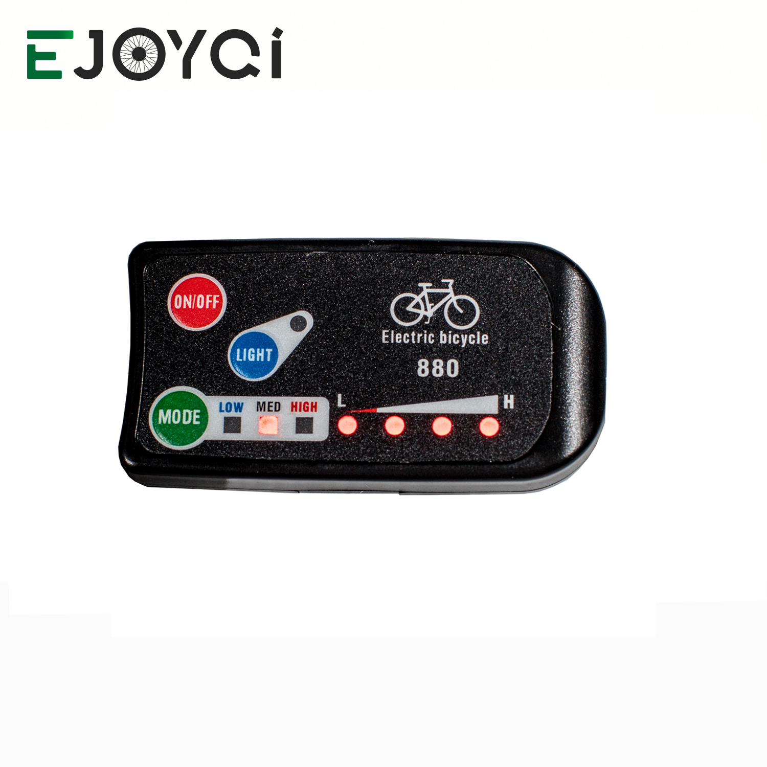 EJOYQI KT LED880 Ebike Display 36V48V Electric Bike Intelligent Control Panel Display Electric Bicycle Accessories Free Shipping