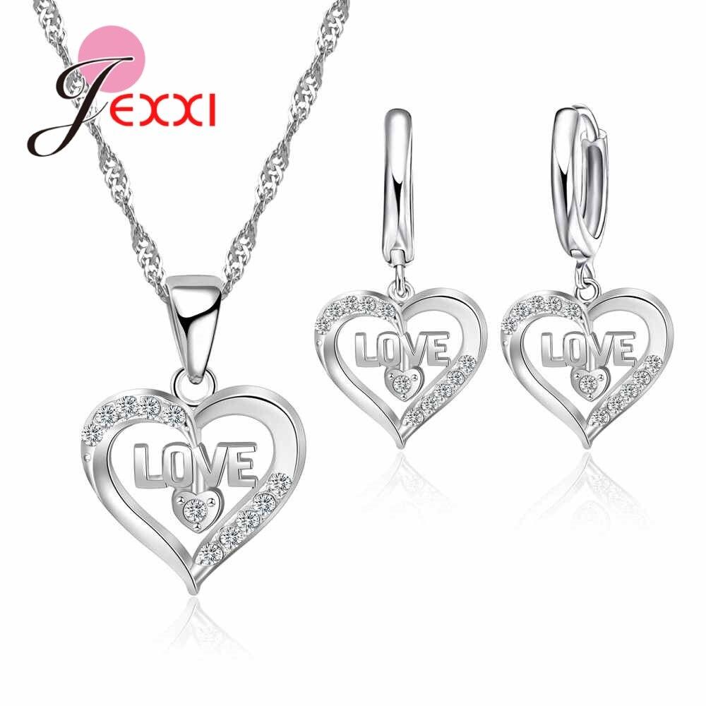 925 Sterling Silver Heart...
