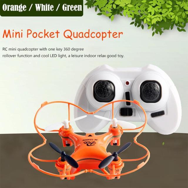 Mini Drone Drone RC101 2.4G 4CH 6-Axis Mini RC Gyro Avião Sem Câmera RC quadcopter dron helicóptero de brinquedo
