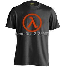 Half Life Mens & Womens Summer Fashion Casual T Shirt