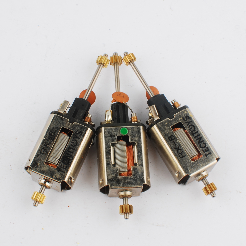 15pcs SCX RX 8 Motor 6 12v 9000 RPM with Motor Mount Magnet New Unboxed high