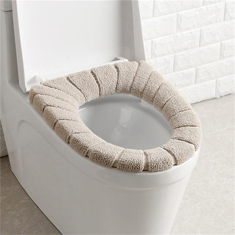 Magnificent 1 Pcs Toilet Seat Cover Soft Comfortable Washable Pumpkin Lamtechconsult Wood Chair Design Ideas Lamtechconsultcom