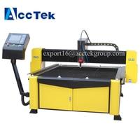 High Quality Fiber Laser Cutting Machine for metal cutting /supply oversea after sale service plasma cutting machine 1212 1325