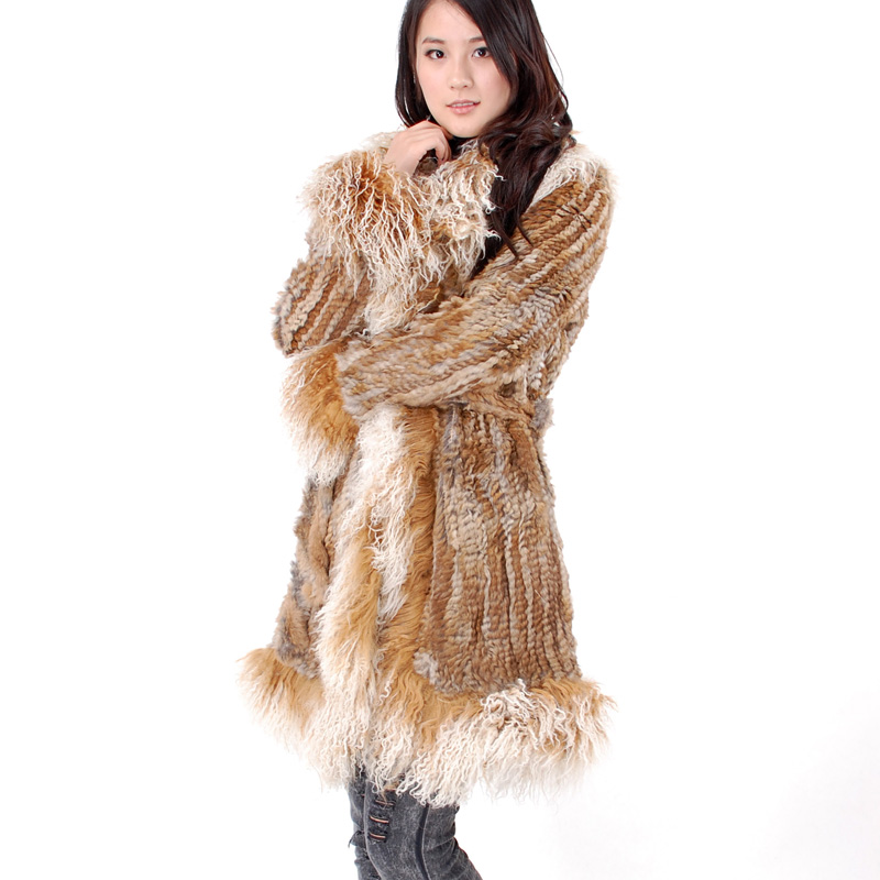 Online Buy Wholesale mongolian fur coat from China mongolian fur